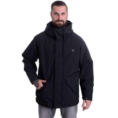 ボルコム Volcom メンズ ジャケット アウター - Synthwave 5K Black - Jacket black