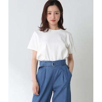 Honeys / クルーネックTシャツ WOMEN トップス > Tシャツ/カットソー