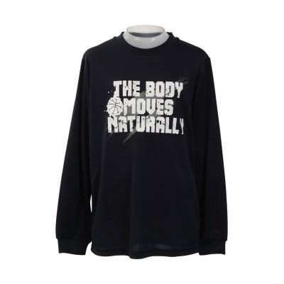 【販売主:スポーツオーソリティ】 エスエーギア/キッズ/ジュニア長袖シーズンDRY Tシャツ キッズ ネイビー 130CM SPORTS AUTHORITY