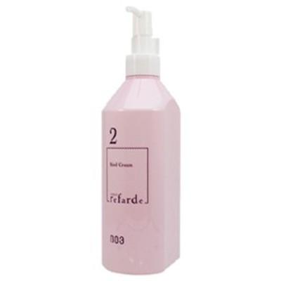 ∴∵ナンバースリー ルファルデ バインドクリーム 2 300g 詰替専用空ボトル /no3/003/NUMBER THREE
