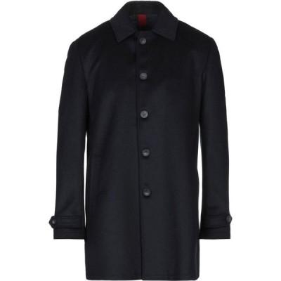 アレッサンドロ ジレ ALESSANDRO GILLES メンズ コート アウター coat Dark blue