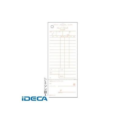 BR28198 デザインお会計票製本式 アンティーク 2101(100枚×20冊) ポイント10倍