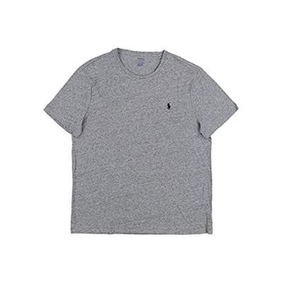 特別価格Polo Ralph Lauren メンズ カスタムスリムフィット クルーネックTシャツ US サイズ: X-Large カラー: グレイ好評販売中