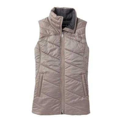 スマートウール ジャケット&ブルゾン アウター レディース Smartloft 150 Quilted Vest (Women's) Soft Gold
