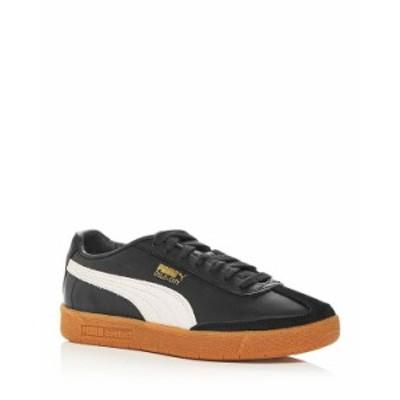 プーマ メンズ スニーカー シューズ Men's Oslo-City OG Low Top Sneakers Black