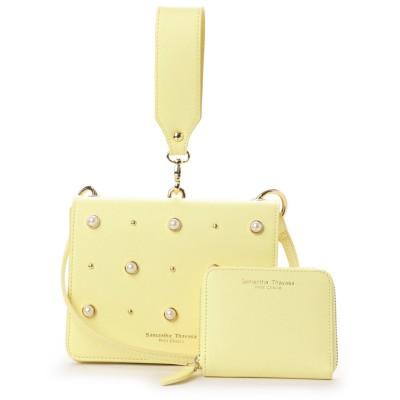 Samantha Thavasa Petit Choice サマンサタバサプチチョイス マイクロミニバッグシリーズ大サイズ ミニ財布付き