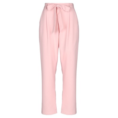 GLAMOROUS パンツ ピンク XS ポリエステル 100% パンツ