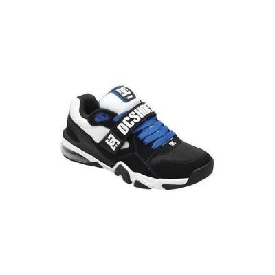 メンズ シューズアスレチックDC - XT メンズ スケート シューズ サイズ 7.5 AIR バッグ ブラック ホワイト Royal ブルー