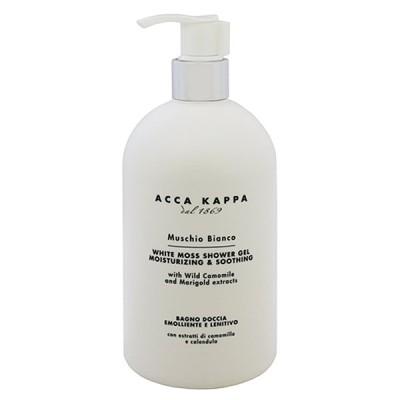 アッカカッパ ACCA KAPPA ホワイトモス バスフォーム&シャワージェル 500ml WHITE MOSS BATH FOAM & SHOWER GEL