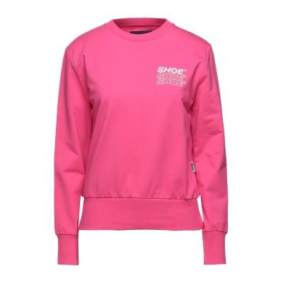 SHOESHINE スウェットシャツ フューシャ XL コットン 95% / ポリウレタン 5% スウェットシャツ