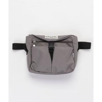 ショルダーバッグ バッグ 【KANGOL/カンゴール】 ショルダーバッグ