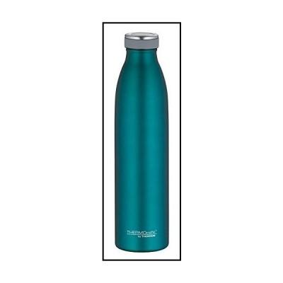 【新品】ThermoCaf〓 4067 Stainless Steel Vacuum Flask, Teal Matt, 0,75 l【並行輸入品】