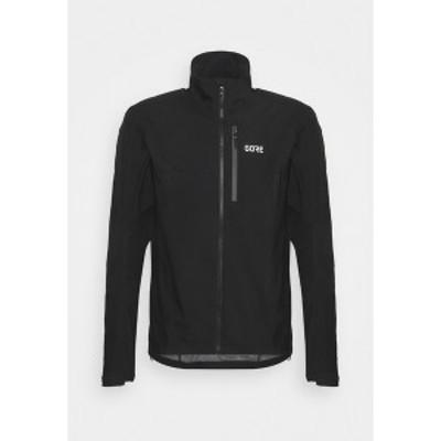 ゴアウェア メンズ ジャケット&ブルゾン アウター GORE WEAR SPIRIT JACKET MENS - Training jacket - black black