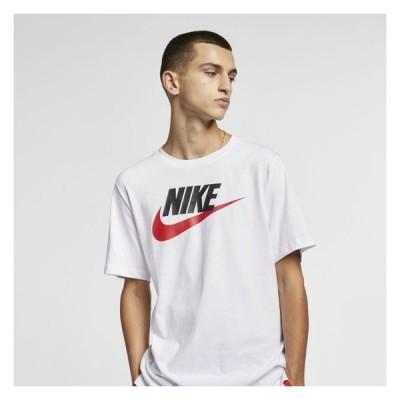 Tシャツ 半袖 メンズ ナイキ NIKE フューチュラ アイコン S/S TEE/スポーツウェア トレーニング カジュアル ウェア ロゴT 男性用 半袖シャツ /AR5005-100