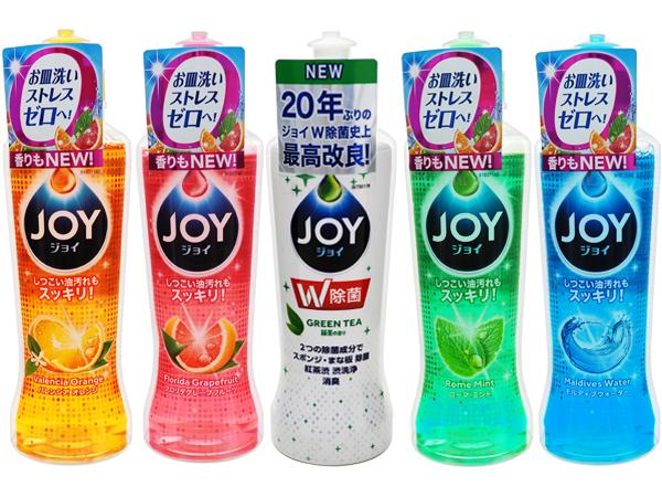 日本P&G~JOY速淨除油濃縮洗碗精(175ml/190ml) 多款可選【D675000】
