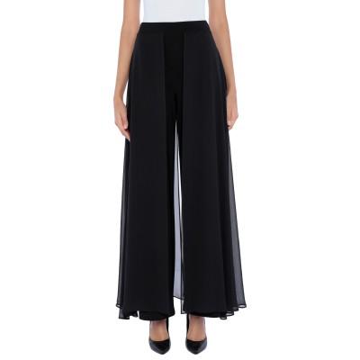 FRANK LYMAN パンツ ブラック 10 ポリエステル 100% / ポリウレタン パンツ