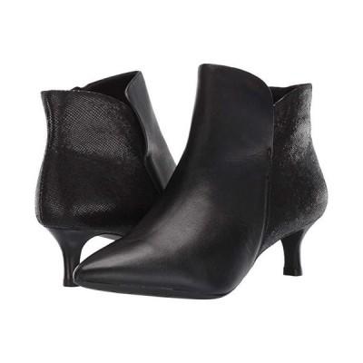 ロックポート Total Motion Alaiya Plain Boot レディース ブーツ Black Leather