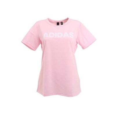 アディダス(adidas) MH CAP LIN 半袖Tシャツ GUN30-GQ0580 (レディース)