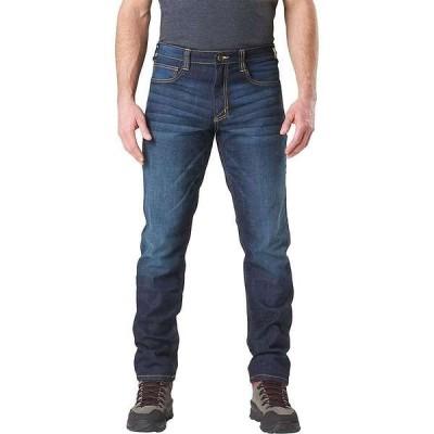 5.11 タクティカル メンズ カジュアルパンツ ボトムス 5.11 Tactical Men's Defender-Flex Slim Jean