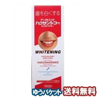 中薬ハクサンシコー ミクロパウダー(ブラシ付き) 30g  メール便送料無料