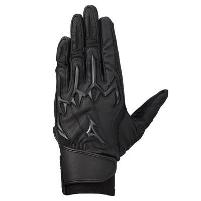 【P3倍+9%OFFクーポン】ミズノ 野球グローブ ミズノプロ シリコンパワーアークLI バッティング手袋 両手用 1EJEH07390