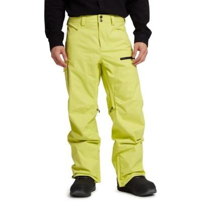 バートン Burton メンズ スキー・スノーボード ボトムス・パンツ covert snowboard pants Limeade