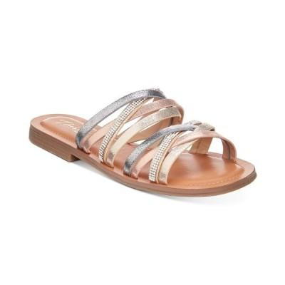 タリア ソディ サンダル シューズ レディース Marlina Sandals, Created for Macy's Mtllc Multi Bling
