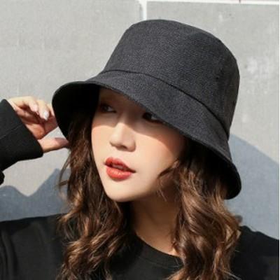 帽子 ハット レディース 無地 シンプル カジュアル UV対策 紫外線対策 小物 おしゃれ