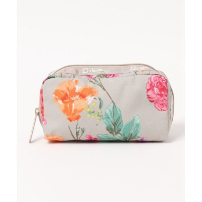 LeSportsac / 【ReCycled Collection】RE-RECTANGULAR COSMETIC エコ ローズ ガーデン WOMEN 財布/小物 > ポーチ