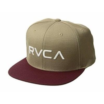 ルーカ メンズ ハット キャップ 帽子 Twill Snapback