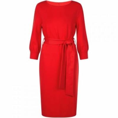 ホッブス Hobbs レディース ワンピース ワンピース・ドレス Samara Dress Red