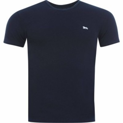 ロンズデール Lonsdale メンズ Tシャツ トップス Single T Shirt Navy
