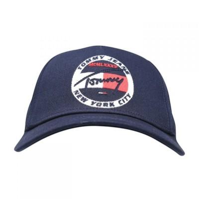 トミー ジーンズ Tommy Jeans メンズ キャップ 帽子 Cap Corporate