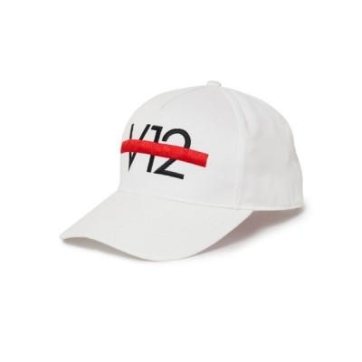 V12 / NO V12 CAP MEN 帽子 > キャップ