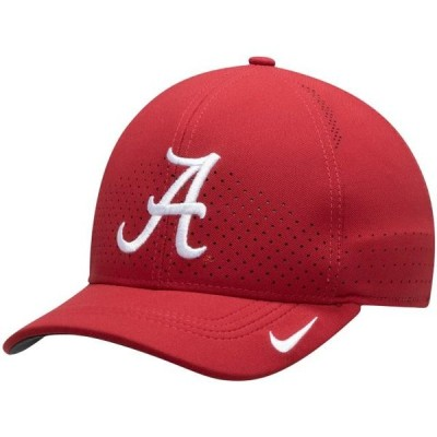 ユニセックス スポーツリーグ アメリカ大学スポーツ Alabama Crimson Tide Nike Classic 99 Sideline Performance Flex Hat - Crimson