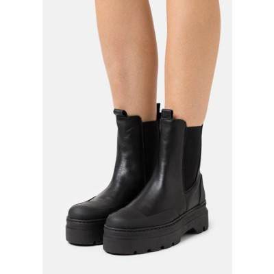 レディース 靴 シューズ VIOLA - Platform ankle boots - black garda