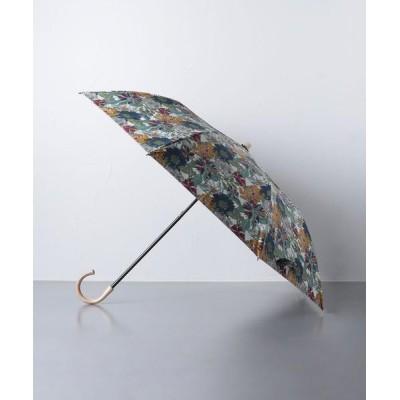 UNITED ARROWS / <BLUELANE(ブルーレーン)>プリント 晴雨兼用 折りたたみ傘 ▲ WOMEN ファッション雑貨 > 折りたたみ傘