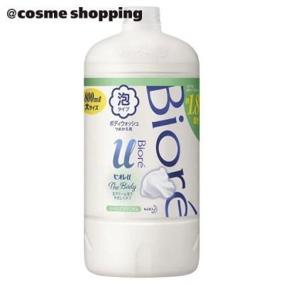 ビオレU ザ ボディ 泡タイプ 清々しいヒーリングボタニカルの香り(詰替え ヒーリングボタニカルの香り) ボディソープ