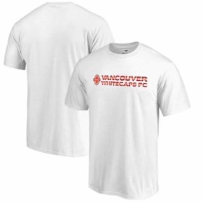 Fanatics Branded ファナティクス ブランド スポーツ用品  Fanatics Branded Vancouver Whitecaps FC White Patriotic