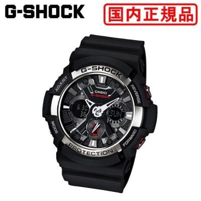 【国内正規品】 CASIO(カシオ) G-SHOCK(Gショック)GA-200-1AJF 時計 腕時計