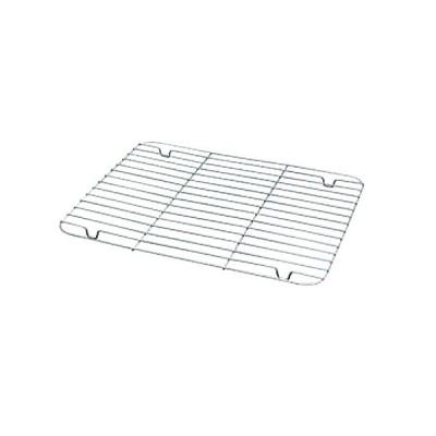 カンダ アルマイト標準バット用アミ(クロームメッキ) 6号 調理器具