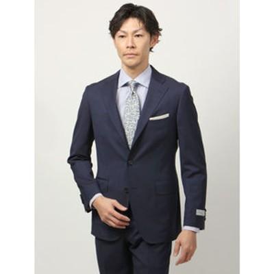 【blazer's bank.com】ピンヘッド柄ジャケット≪Fabric by REDA≫