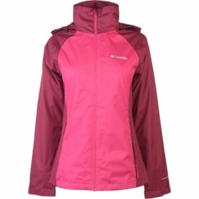 コロンビア Columbia レディース ジャケット アウター Tapa 2L Jacket Haute Pink