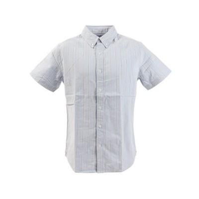 ACPG(ACPG) オックスフォード 半袖Tシャツ 871PA0CG3107BLXBL (Men's)