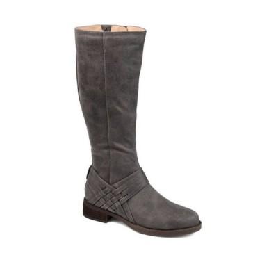 ジュルネ コレクション レディース ブーツ・レインブーツ シューズ Extra Wide Calf Meg Boots