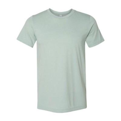 ユニセックス 衣類 トップス 3001CVC - Unisex CVC Jersey Tee - BELLA + CANVAS - MF Tシャツ