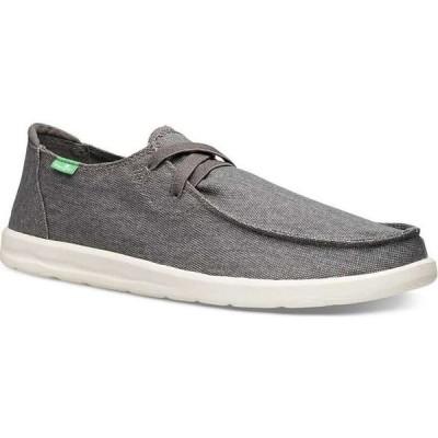 サヌーク Sanuk メンズ シューズ・靴 Shaka Shoe Grey