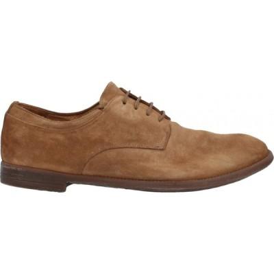 オフィチーネ クリエイティブ OFFICINE CREATIVE ITALIA メンズ 革靴・ビジネスシューズ シューズ・靴 Laced Shoes Camel