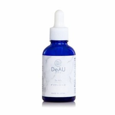 DeAU デアウ デイリーピール 角質柔軟美容液