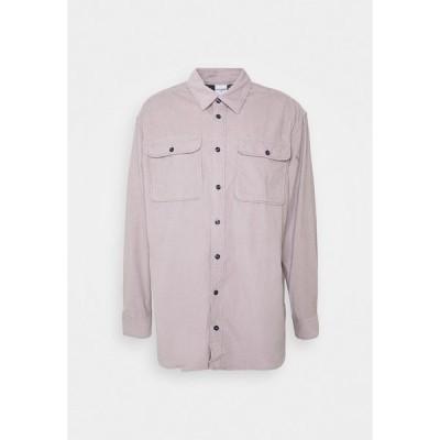 ジャック アンド ジョーンズ シャツ メンズ トップス Shirt - light gray